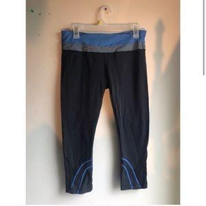 Lululemon Calf Length Leggings, Size 10